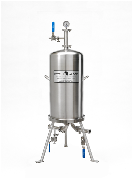 Pharmaceutical Filter Housing