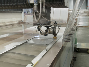 1 inch stainless steel waterjet